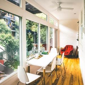 Urban Sunroom