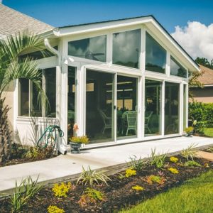 sunroom designs cathedral