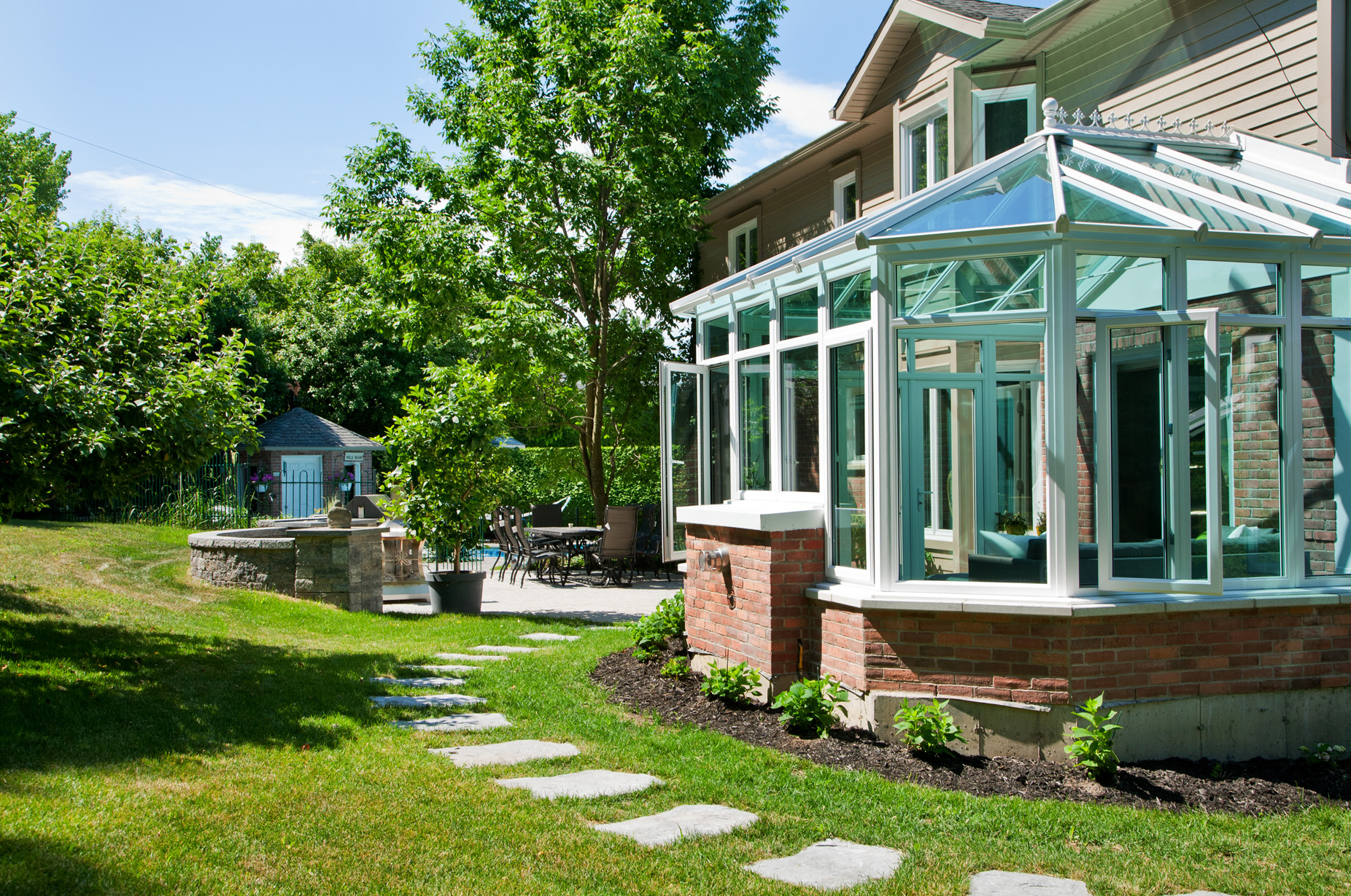 10 reasons to consider a conservatory greenhouse