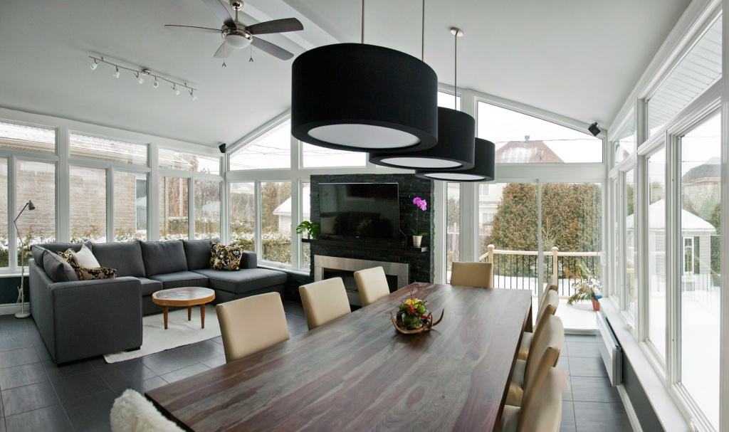 Entertainment Room Sunroom Furniture