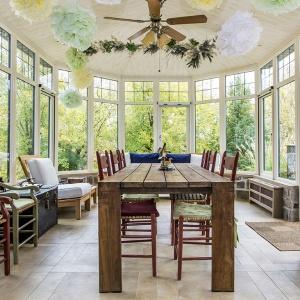 5 Rooms Needing Sunroom Furniture