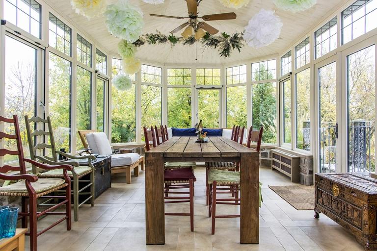 Dining Room Sunroom Furniture
