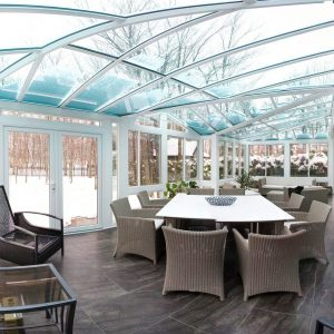 Building A Sunroom for Year-Round Use
