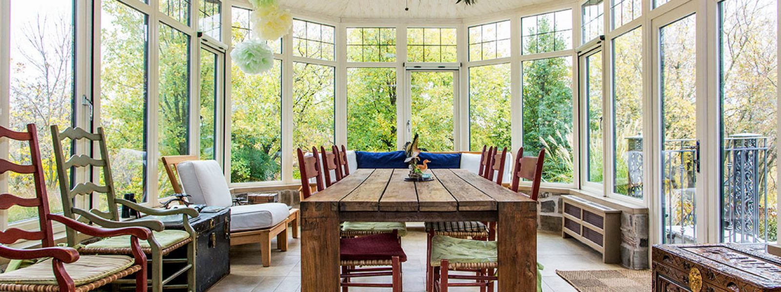 5 Ways To Spruce Up Your Home With Sunroom Furniture Livingspace